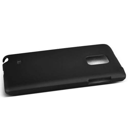 Slim Hard Shell Snap-on Cover Case for Samsung Galaxy Note 3 - Black