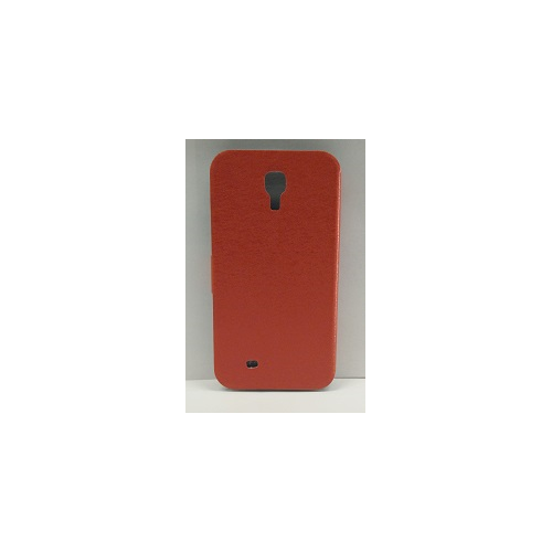 Generic Flip Cover Case for Samsung Galaxy S4 Wallet Flip Case - Red