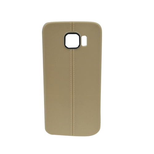 Samsung Galaxy S6 Candy Gel TPU Case - Gold