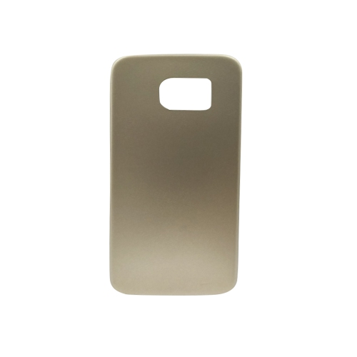 Coque en gel simple pour Samsung Galaxy S6 - Or