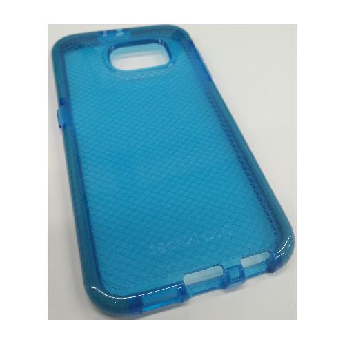 Samsung Galaxy S6 Ultra Protective TPU Case - Sky Blue
