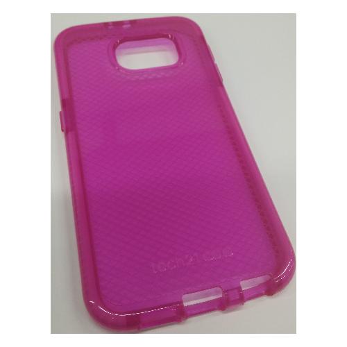 Samsung Galaxy S6 Ultra Protective TPU Case - Hot Pink