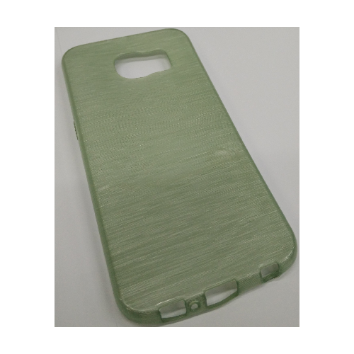 Samsung Galaxy S6 Smudged Design Case - Green