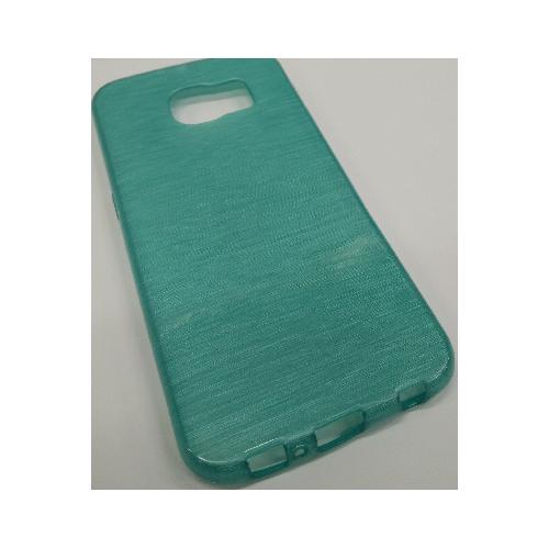 Samsung Galaxy S6 Smudged Design Case - Aqua