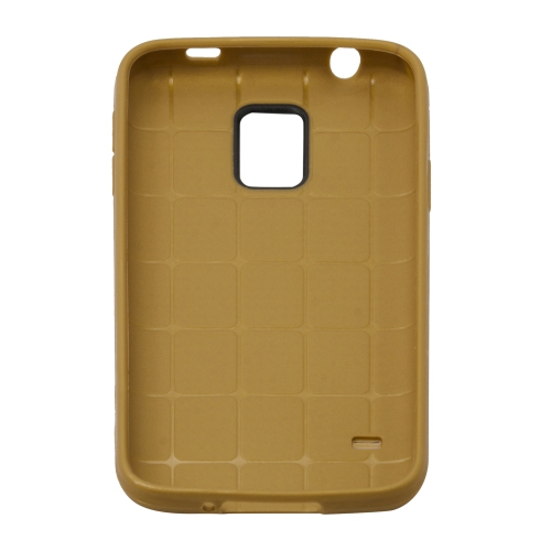 Samsung Galaxy S5 Dotted Case - Gold