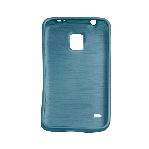 Samsung Galaxy S5 Smudged Pattern Case - Teal
