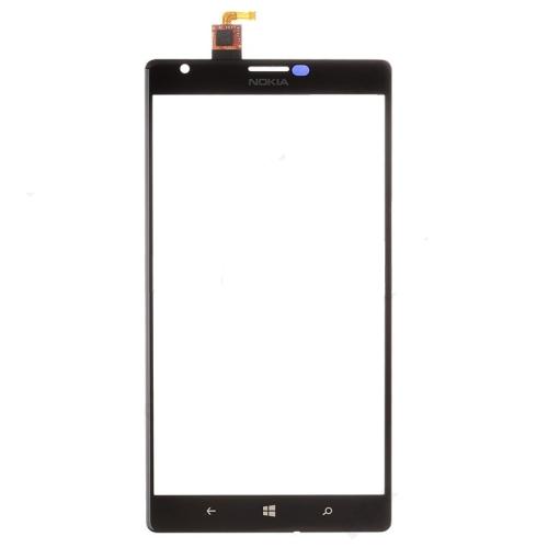 Numériseur d'écran tactile pour Nokia Lumia 1520 – Noir