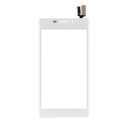 Numériseur Écran tactile pour Sony Xperia M2 - Blanc