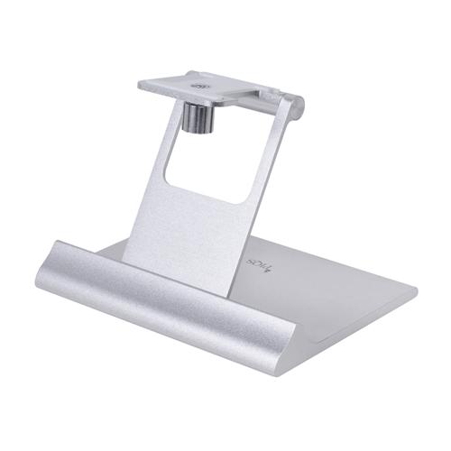 PIQS TT Smart Portable Projector Stand (Silver)