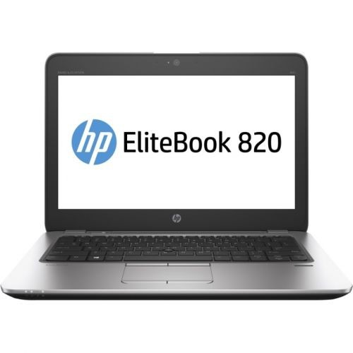"HP EliteBook 820 G3 12.5"" Notebook - Intel Core i5 (6th Gen) i5-6200U Dual-core (2 Core) 2.30 GHz - 8GB DDR4 SDRAM - 256GB SSD"