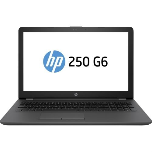"HP Notebook G6 2DT94UTABA 15.6"" Laptop - Silver (Intel Core i3 (6th Gen) / 500GB HDD / 4 GB / Intel HD Graphics 520 / Windows 10 Home)"