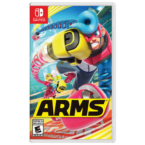 ARMS (Switch) - Previously Played