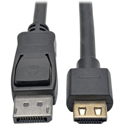 Tripp Lite P582-003-HD-V2A DisplayPort 1.2a to HDMI Active Adapter Cable (M/M), 3 ft.