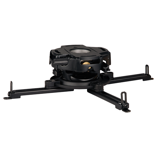 Peerless PRG Precision Projector Mount with Spider Universal Adaptor Plate (PRGS-UNV)
