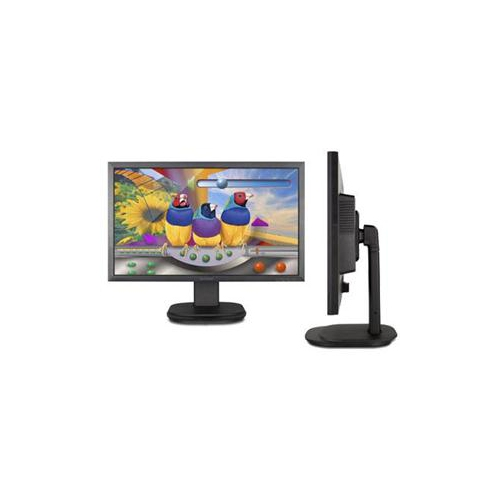 "ViewSonic 24"" FHD 75 Hz 7 ms GTG LED Monitor - Black - (VG2439SMH)"