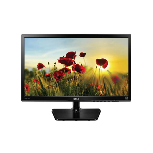 "LG 21.5"" FHD 5ms GTG LED Monitor (22MP48HQ-P) - Black"