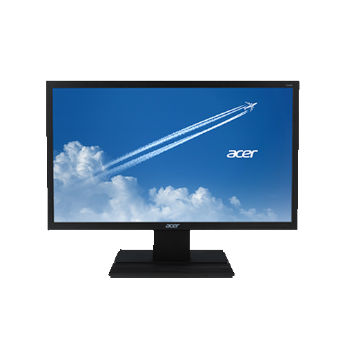 "Acer 23.6"" FHD 60 Hz 5 ms GTG LED Monitor - Black - (UM.UV6AA.C01)"
