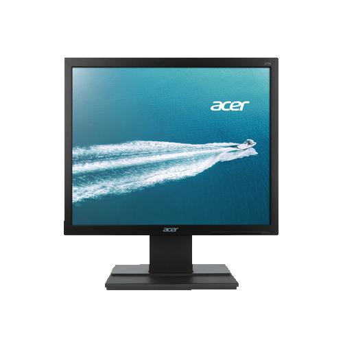 "Acer 19"" SXGA 75 Hz 5 ms GTG LED Monitor - Black - (UM.CV6AA.005)"