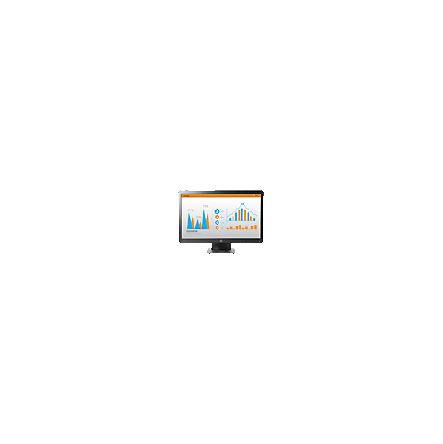 "HP 23"" FHD 60 Hz 5 ms GTG LED Monitor - Black - (K7X31A8#ABA)"