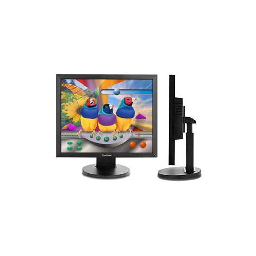 "ViewSonic 19"" 1280 x 1024 75 Hz 14 ms GTG LED Monitor - Black - (VG939SM)"