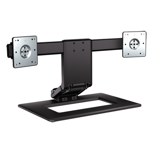 HP Adjustable Dual Display Stand (AW664UT#ABA)