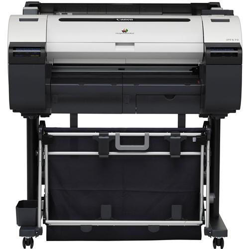 Canon ImagePROGRAF IPF670 Colour Large Format Inkjet Printer (9854B014)