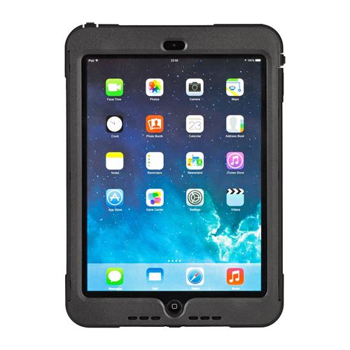 Targus SafePort Rugged Max Case for iPad Air 2, Black (TAR-THD125USZ)