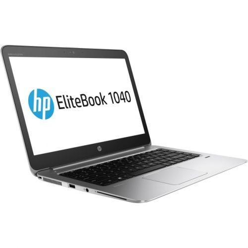 "HP EliteBook 1040 g3 14"" Laptop Silver(Intel Core i5 / 256 GB SSD / 8 GB / Windows 7)"