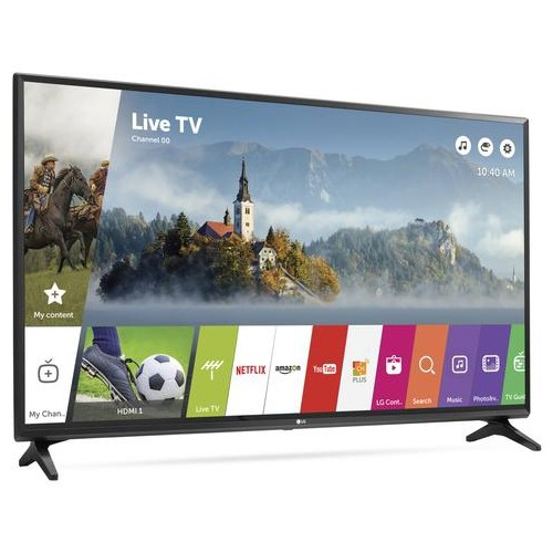 "LG 49"" 1080P HD LED WEBOS 3.5 SMART TV (49LJ5500) - REFURBISHED"