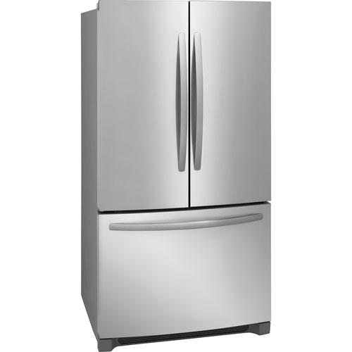 Frigidaire 36 27 Cu Ft French Door Refrigerator Ice Water