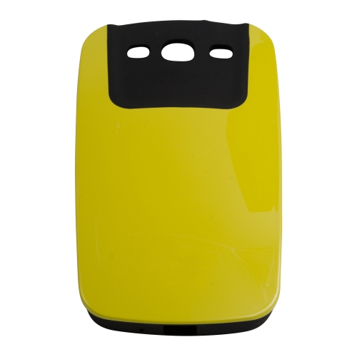 Ultra Shock-Absorbing iFace Case Cover Skin For Samsung Galaxy S3 III i9300 - Yellow