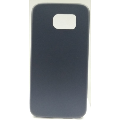 Samsung Galaxy S6 Gel Plain Case - Navy Blue