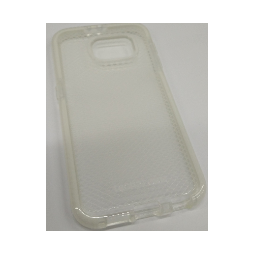 Samsung Galaxy S6 Ultra Protective TPU Case - White