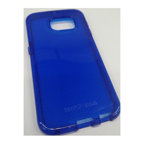 Samsung Galaxy S6 Ultra Protective TPU Case - Blue