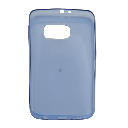 Samsung Galaxy S6 Soft Gel TPU Case - Blue