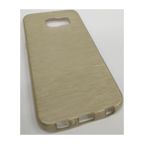 Samsung Galaxy S6 Smudged Design Case - Gold