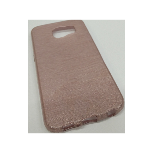 Samsung Galaxy S6 Smudged Design Case - Peach