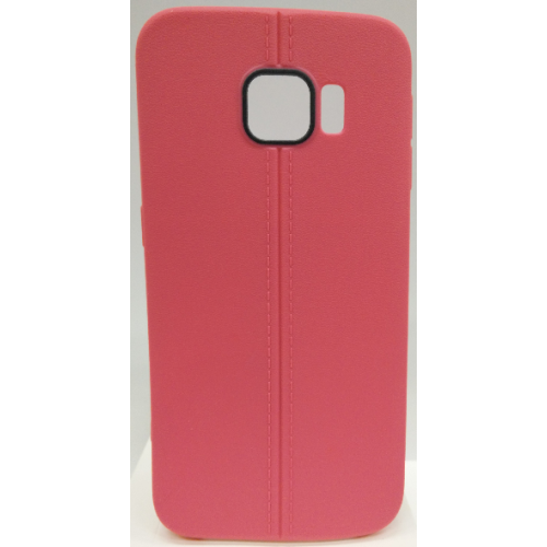 Samsung Galaxy S6 Edge Candy Gel TPU Case - Hot Pink