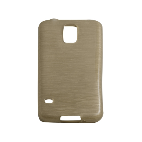 Esource Parts Fitted Hard Shell Case for Samsung Galaxy S5 - Gold