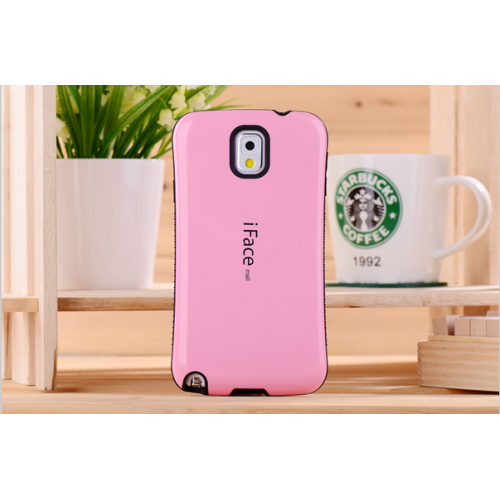 Samsung Galaxy Note 3 iFace standard case - Pink