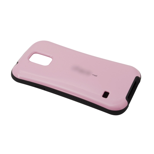 Ultra Shock-Absorbing iFace Case Cover Skin For Samsung Galaxy S5 i9600 - Pink