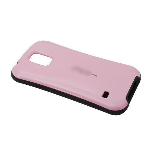 Coque ultra-résistante aux chocs iFace pour Samsung Galaxy S5 i9600 - Rose