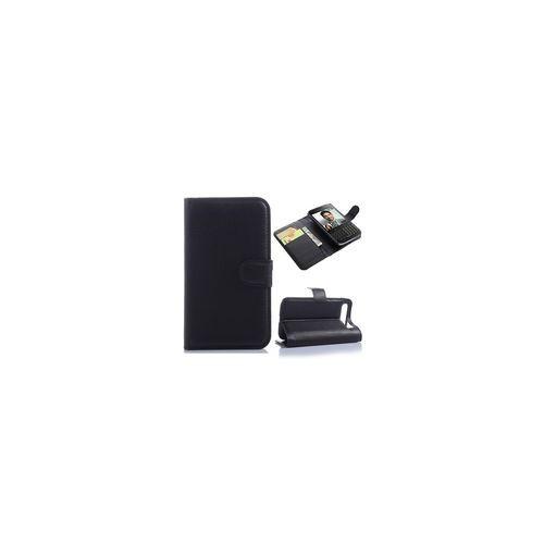 Blackberry Classic Q20 Wallet Style case - Black