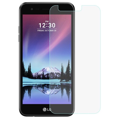 Exian LG K4 2017 Tempered Glass Screen Protector Clear