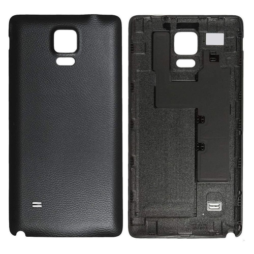 Samsung Galaxy Note 4 Back Cover - Black