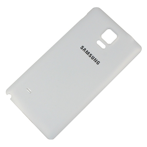 Samsung Galaxy Note 4 Back Cover - White