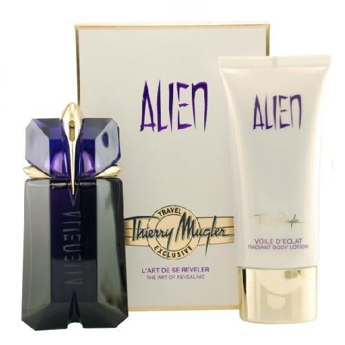 Set Thierry Mugler Alien W 60ml Edp Gift Set W Body Lotion