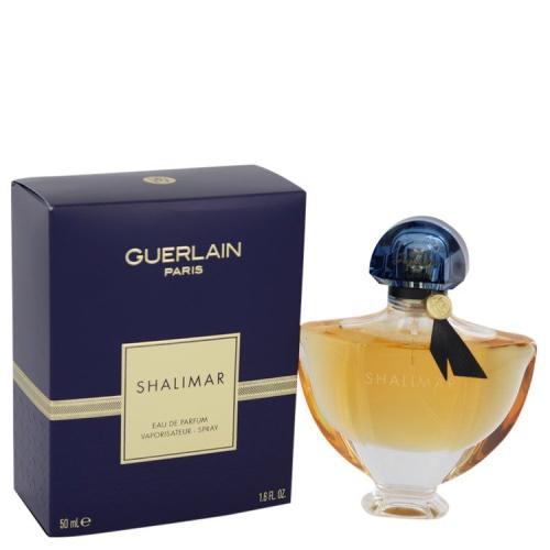 Guerlain Shalimar Eau de Parfum (Edp) W 50ml Spray Boxed