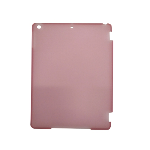 Coque de protection transparente pour iPad Air 1 - Rose
