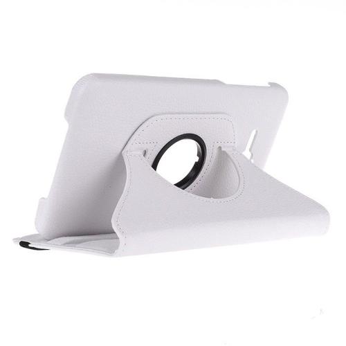 Samsung Galaxy Tab 3 Lite T110 T111 Rotating Case - White